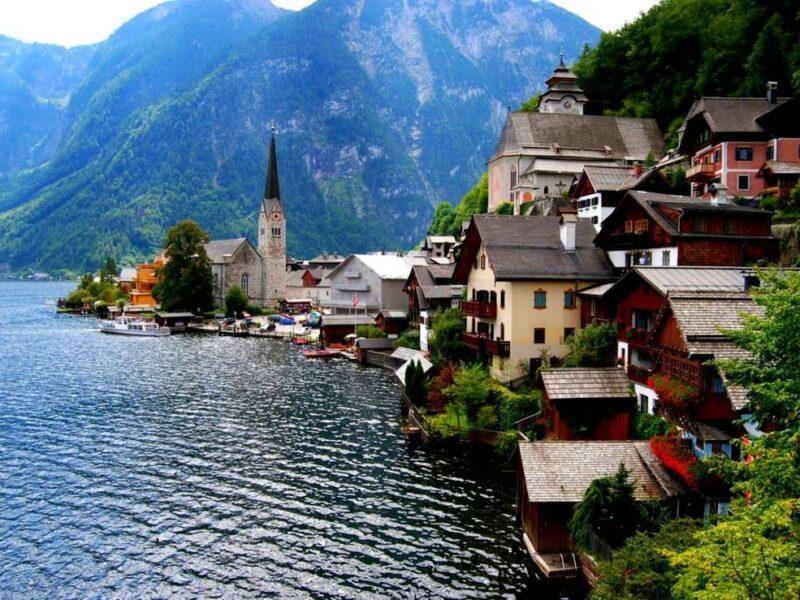 Австрия как там жить